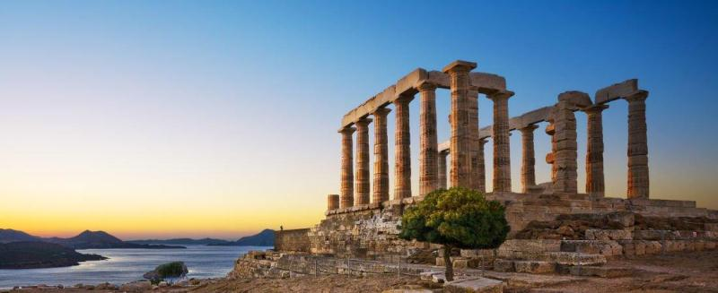 Cape Sounion ruins