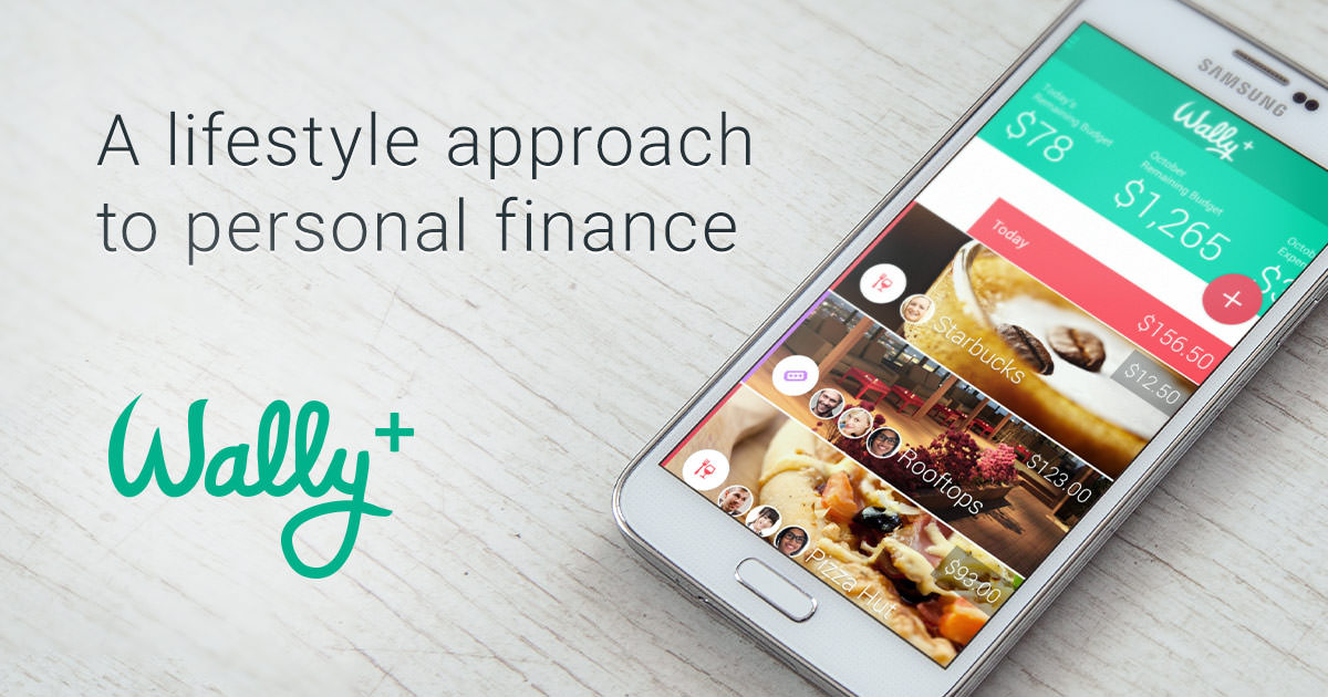 Wally budgeting app