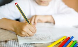 How to Help a Child That Struggles With Writing Skills