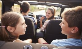 How to Keep You Cool During A Road Trip with Children
