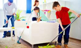 How to Make Cleaning Fun for the Family
