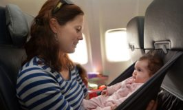 A Complete Guide to Traveling with a Newborn on a Plane