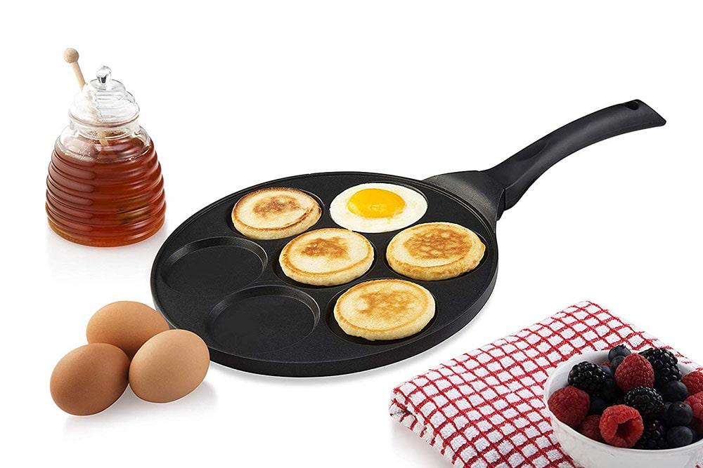 Pancake maker.