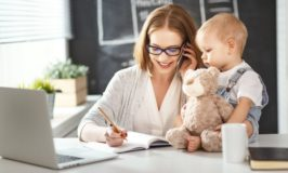 Well-Being Advice for Business Moms